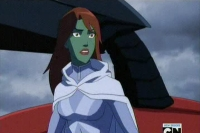 Miss Martian 2 by MgannMorzz