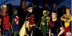 YJ:Young Justice by MgannMorzz