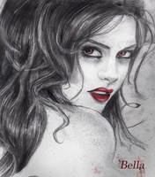 Bella Morte: spoiler BD by shanaimal