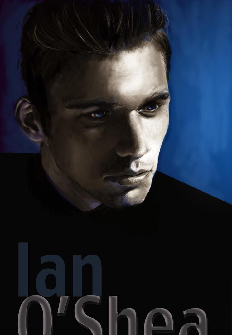 Ian O' Shea by shanaimal
