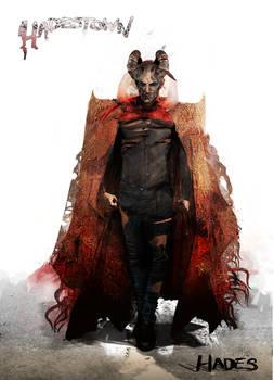 Hades, design for Hadestown