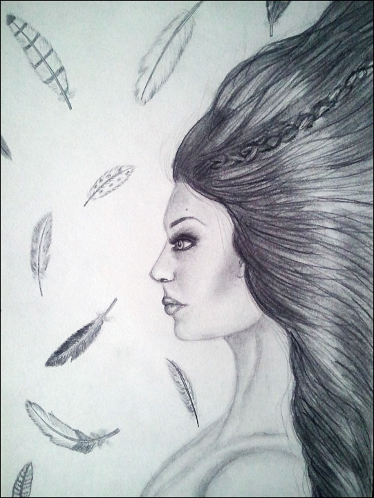 Feather soul by AnchK