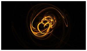 Vibrant Heart by FusionKilla