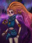 Zoe by Sheptunia