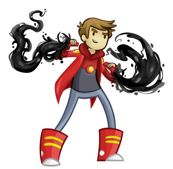 The Bravest Warriors - Danny by Renz1521