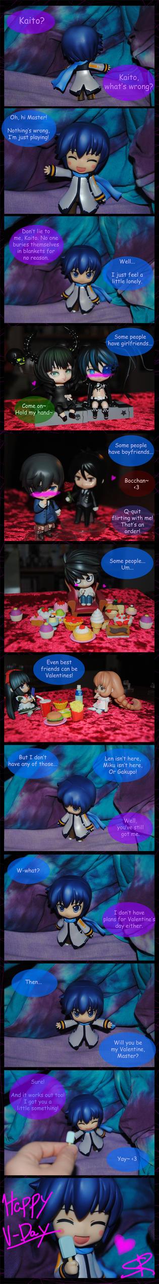 Nendoroid - Valentine by Psyco-Naut
