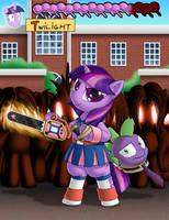 Sparklepop Chainsaw by BerryPAWNCH