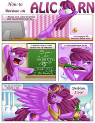 How to Be an Alicorn by BerryPAWNCH