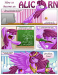 How to Be an Alicorn