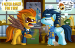 A Day in the Life of a Wonderbolt
