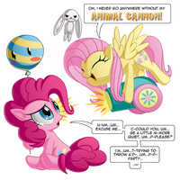 My Little Switchy - Andrea Libman by BerryPAWNCH
