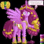 Princess Pinot-Noiria: Character Reference