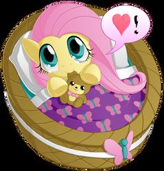 Cuddleshy by BerryPAWNCH