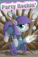 Party Maud is in the House Tonight by BerryPAWNCH