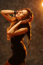 music angel by AngieStock