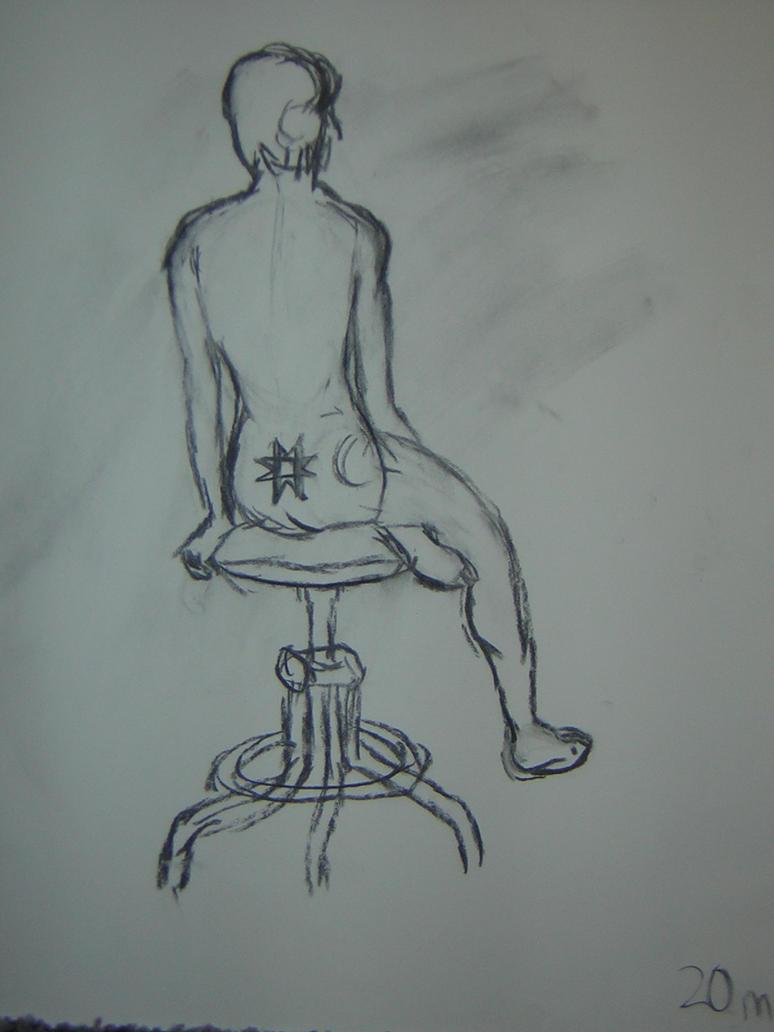 Tattoo Model by