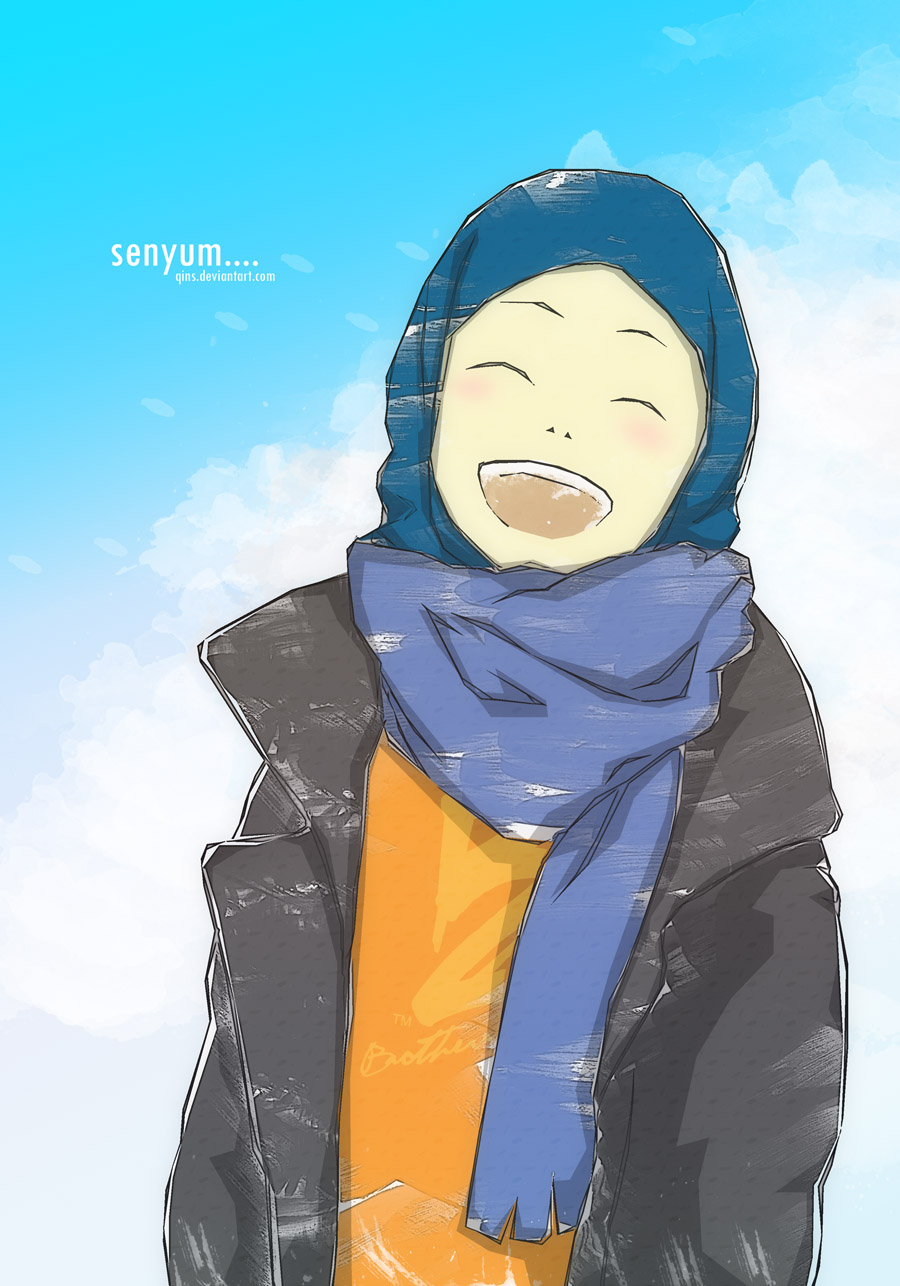 smile by qins