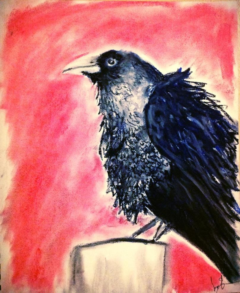 Raven by MoonstruckKid