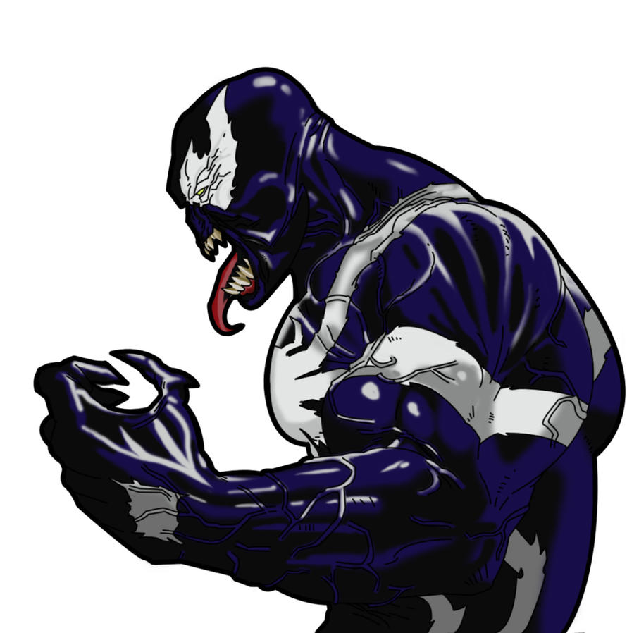 Venom by scorpion1069