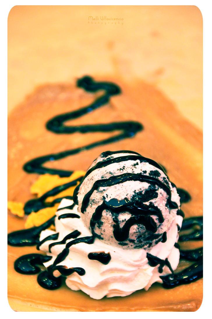 Mango Crepe by cornyblaq