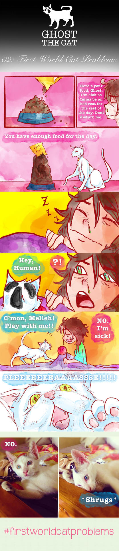 Ghost the cat comics 01 by cornyblaq