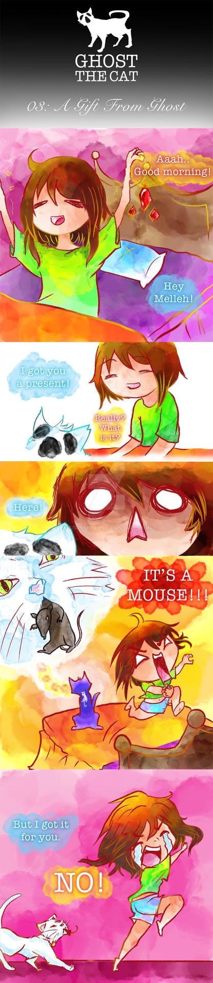 Ghost the cat comics 03 by cornyblaq