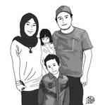 Kak Ida's Family