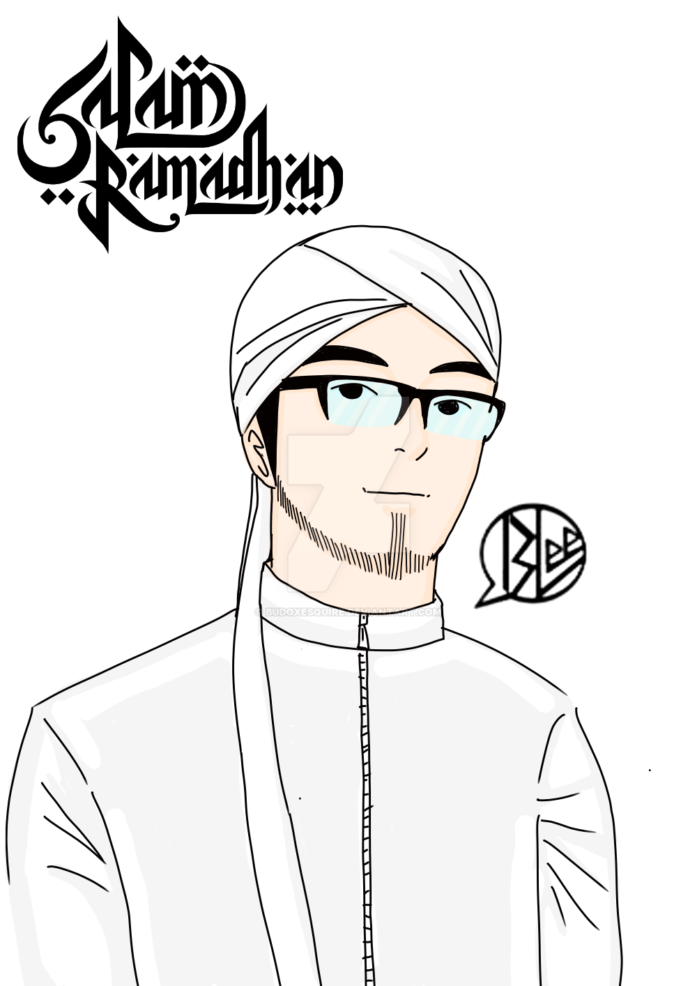 salam ramadhan 2016 by budoxesquire
