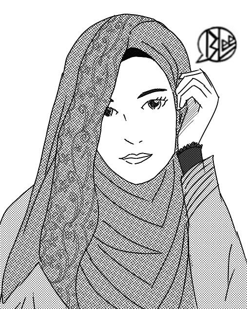 shawl model