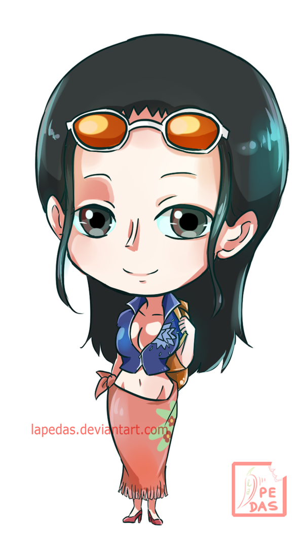The gallery for --> Robin One Piece Chibi