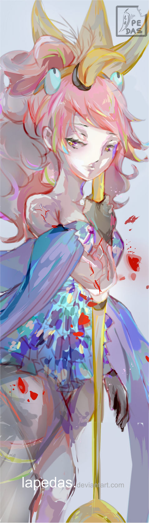 Bookmark for CF4 by lapedas
