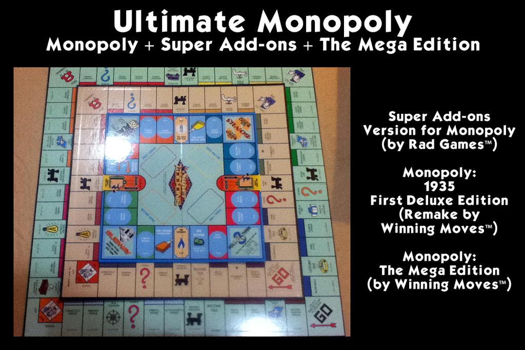 Monopoly своими руками