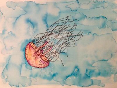 Jellyfish by cwillettdesigns