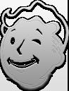Fallout 3 Token icon. by RetroSilver