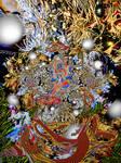 Dragons, Buddhas,And A Christmas Tree