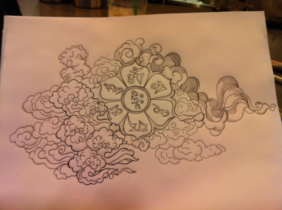 Chinese Cloud Drawings Chinese Clouds by Heyydino