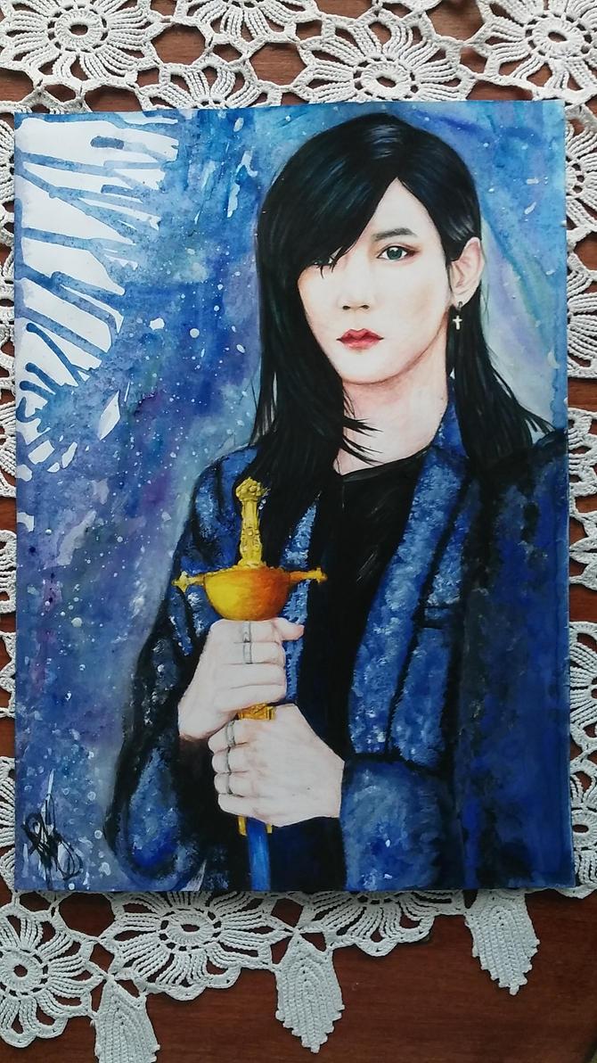 Choi Min Ki (Ren) from NU'EST by AlexaHeartfilia