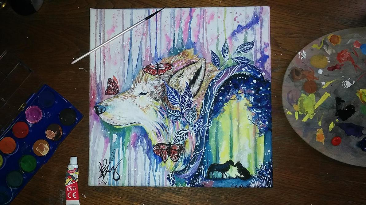 Wolf -True love by AlexaHeartfilia