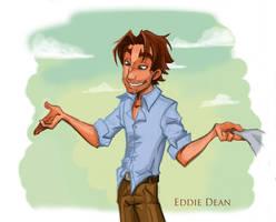 Eddie Dean by GilJimbo