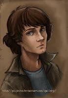 Sam Winchester by GilJimbo