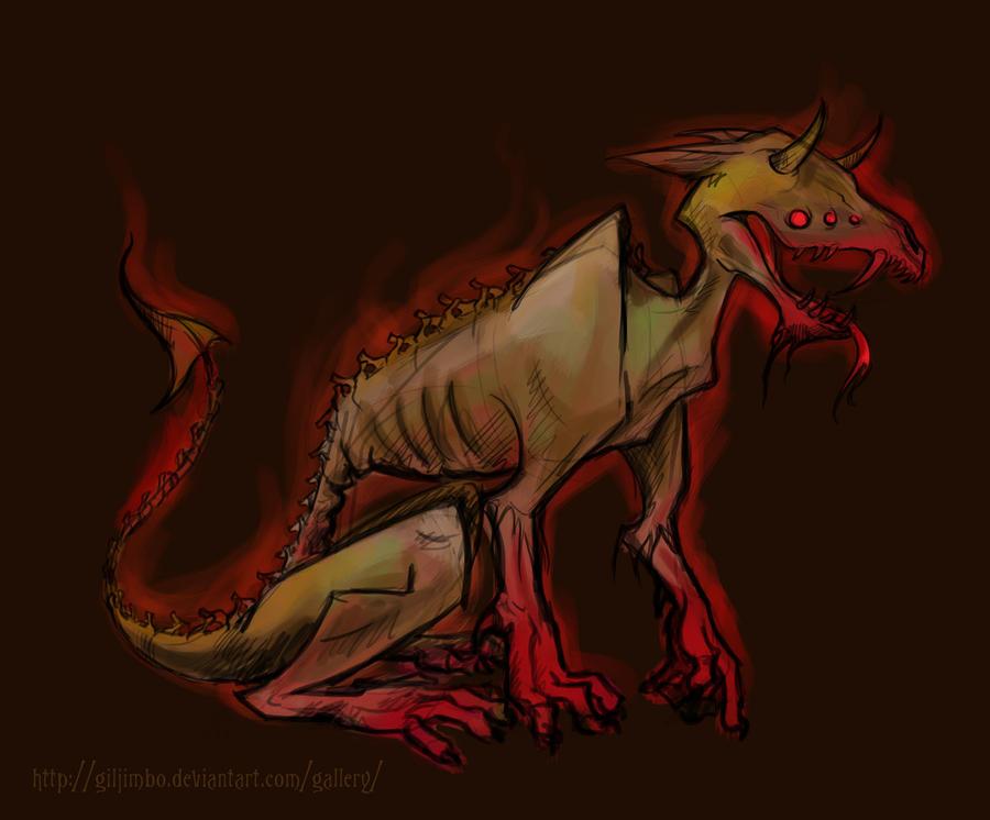 Hellhound by GilJimbo