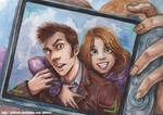 Doctor Who by GilJimbo
