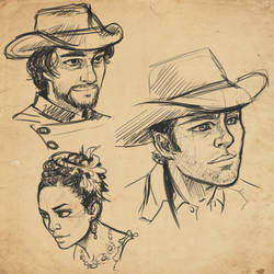 WW sketchs