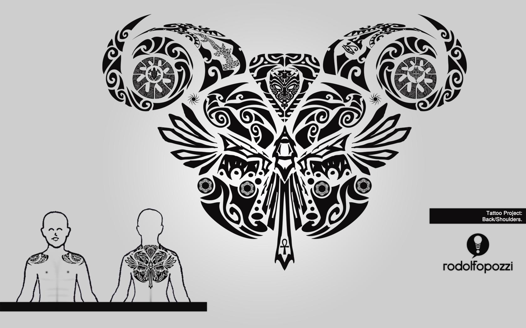 tattoo maori life by rodolfopozzi designs interfaces tattoo design ...