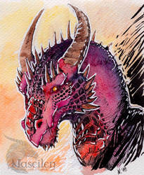Dragon 27 by Naseilen