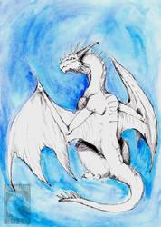 Dragon 31 - Feeling blue by Naseilen