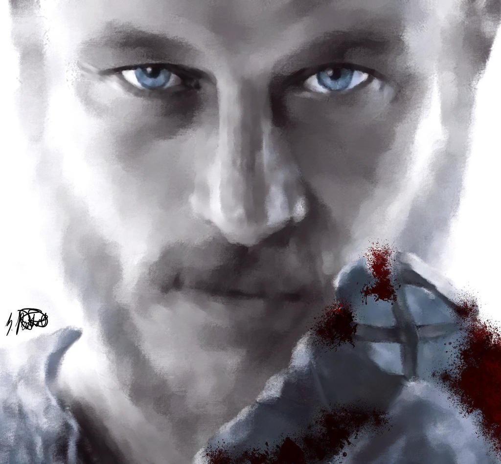 Ragnar Lothbrok By Sparks109