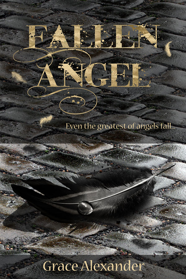 Book cover: Fallen Angel by Windflug