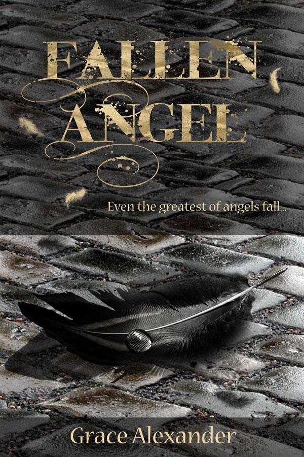 Book cover: Fallen Angel by Windflug