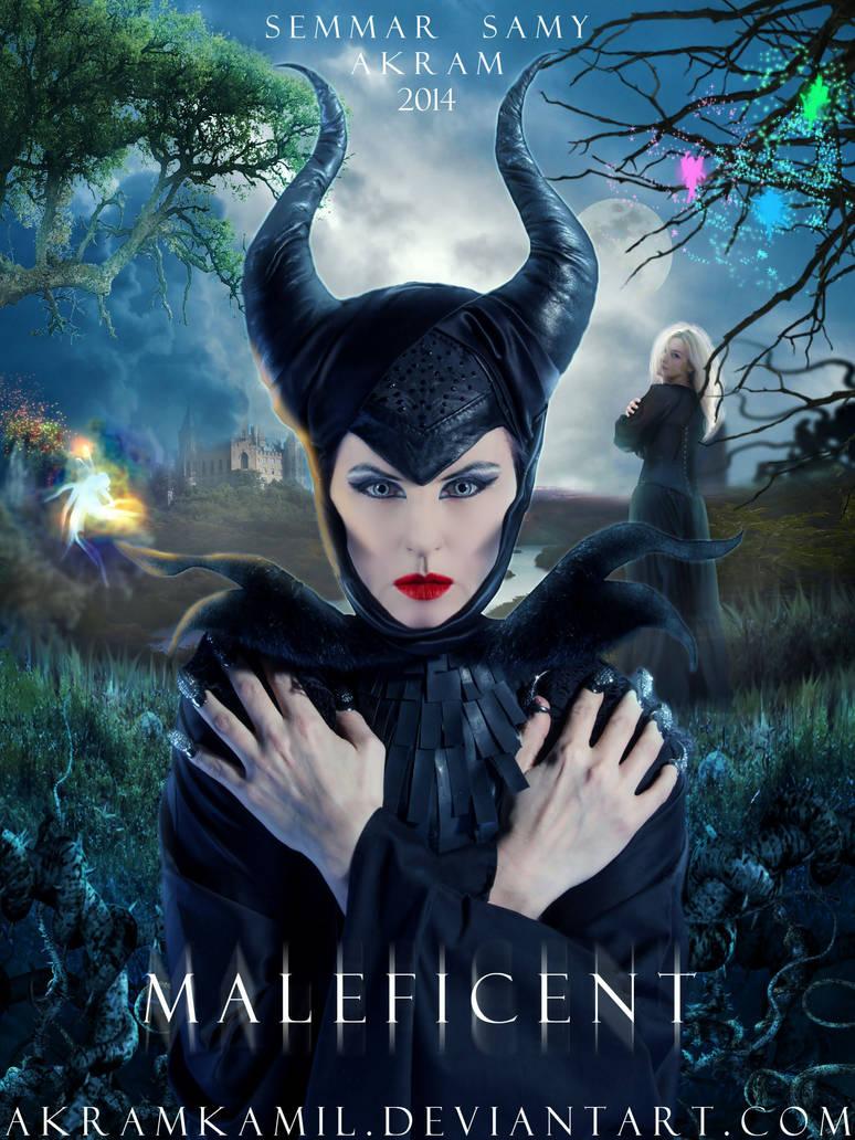 Maleficent by akramkamil